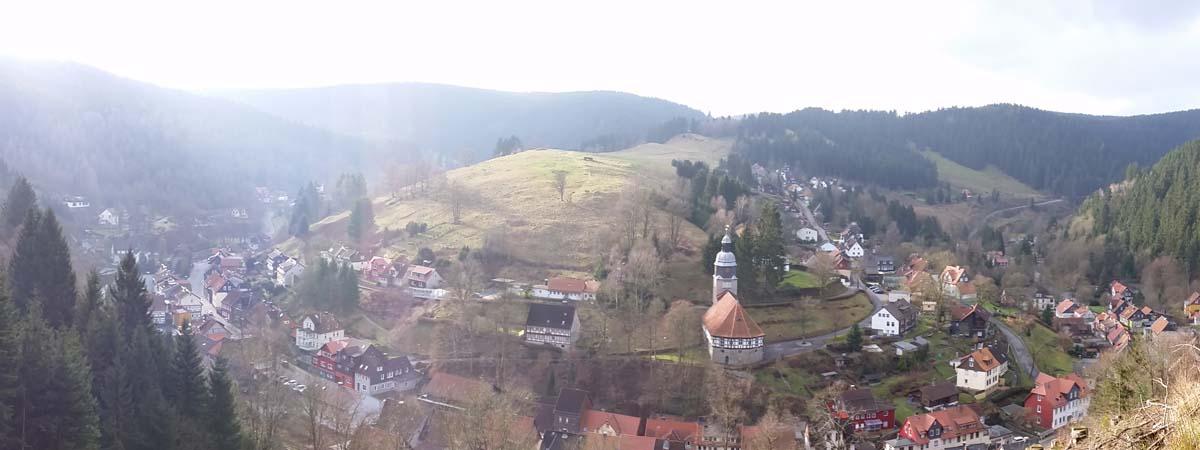 Wildemann, das Klein Tirol im Oberharz
